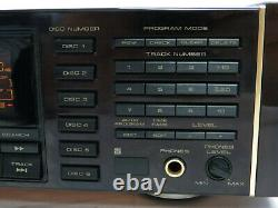 Pioneer Elite PD-M910 Compact Disc Player with 6-Disc Changer Cartridge