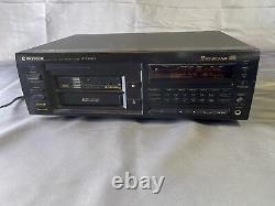 Pioneer PD-DM802 12 Disc Multi Compact Disc CD Player Changer, Works -No Remote
