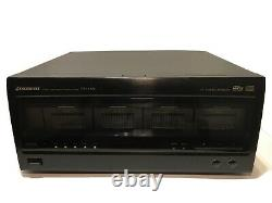 Pioneer PD-F1004 CD Player 100-Disc File Type Multi-Changer