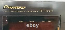 Pioneer PD-F1009 CDFile 301 Compact Disc CD Changer Player