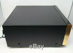 Pioneer PD-F19 Elite 300 Disc CD Player Changer No Remote