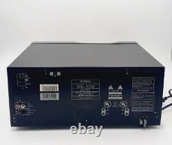 Pioneer PD-F906 101 Disc CD/R/RW Carousel Player Changer Clean Tested Read