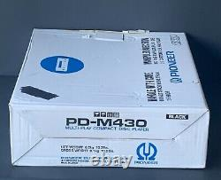 Pioneer PD-M430 6 CD Compact Disc Changer / Player OPEN BOX DISPLAY MODEL