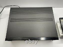 Pioneer PD-M600 6 Disc Compact Disc CD Changer Player With Cartridges & Remote