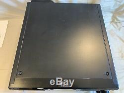 SERVICED Sony CDP-CX400 Mega 400 CD Changer Compact Disc Player Jukebox remote