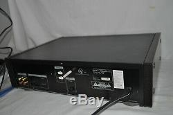 SONY CDP-C90ES Hi-End 10 DISC AUTOMATIC CD CHANGER PLAYER withMAGAZINE