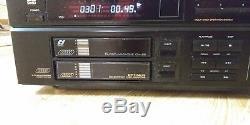 Sansui CD-X510M Multi 12 Compact Disc Magazine Changer Audio CD Player, magazines
