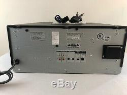 Sony 300 CD Compact Disc Multi Player Changer Home Audio CDP-CX355 N-MINT