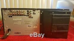 Sony 400 DVD CD player / changer Disc Explorer 400 DVP-CX995V