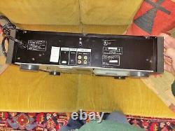 Sony 5 Disc Changer CD player CDP-C701ES Nice Quality, working & looking