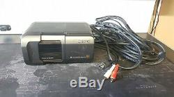 Sony 6 Disc Compact MD Changer, Six Mini Disc Boot Player, Unilink Cables Included