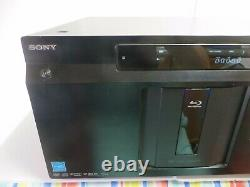 Sony BDP-CX7000ES 400 Disc Blu-ray/DVD/CD Player Changer
