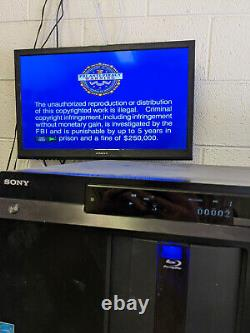 Sony BDP-CX7000ES - 400 Disc Blu-ray DVD CD Player Changer TESTED P1. C
