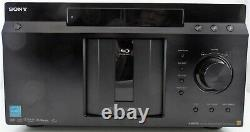 Sony BDP-CX7000ES 400 Disc Changer/Blu-ray Player No Remote Used
