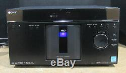 Sony BDP-CX960 400 Disc Blu-ray Disc/DVD Player Mega-Changer Tested & Working