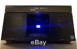 Sony BDP-CX960 400-Disc HDMI BluRay Changer Player BUNDLE withOEM Remote RM-AFP036