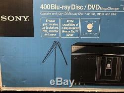 Sony BDP-CX960 400 disc blu-ray changer/ player Brand-New