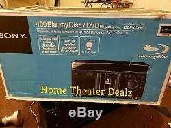 Sony BDP-CX960 400 disc blu-ray changer/ player Brand-New open box