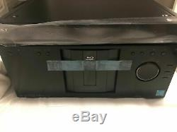 Sony BDP-CX960 400 disc blu-ray changer/ player -Fact. Refurb. Like BDP-CX7000ES