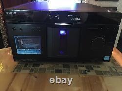 Sony BDP-CX960 Blu-ray Player 400 Disk Changer
