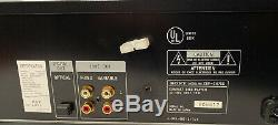 Sony CDP-C67ES 5 Disc CD Player/Changer ES Series Remote Included