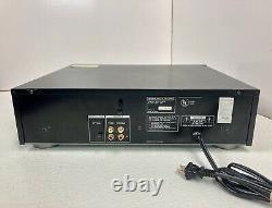 Sony CDP-C69ES 5 Disc CD Changer Player