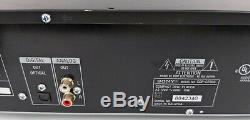 Sony CDP-CE500 Compact Disc Player CD 5 Disc Carousel Changer with USB Port & Box