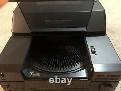 Sony CDP-CX100 CD Changer 100 Disc Player Withremote Digital Optical Out Mint Cond