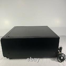 Sony CDP-CX200 Mega Storage 200 Disc CD Player Changer TESTED Works