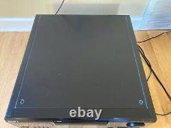 Sony CDP-CX200 MegaStorage 200 Multi Disc CD Changer Player Works Great