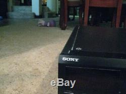 Sony CDP-CX335 CD Changer 300-CD Disk Changer/Player
