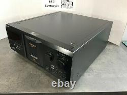 Sony CDP-CX355 300 CD Compact Disc Changer/Player WithRemote, Cables Pro Refurb