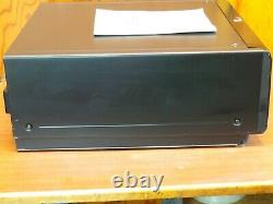 Sony CDP-CX355 300 Cd Compact Disc Changer Player Jukebox