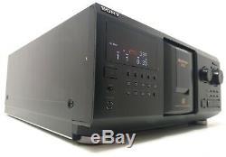 Sony CDP-CX355 300 FACH CD Wechsler / Player / Compact Disc Changer 1 J. Gewährl