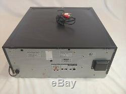 Sony CDP-CX355 CD Changer-300 Disc Player
