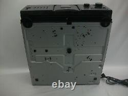 Sony CDP-CX355 Mega Storage 300 CD Player Changer with Remote, Manual New Belts