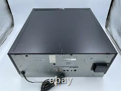 Sony CDP-CX355 Mega Storage 300 Disc CD Changer Player NEW BELTS