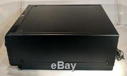 Sony CDP-CX355 Mega Storage Compact Disc 300 CD Changer Player