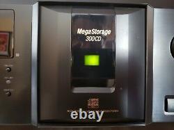 Sony CDP-CX355 Mega Storage Compact Disc 300 CD Changer Player Jukebox