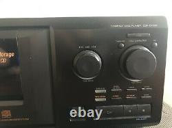 Sony CDP-CX355 Mega Storage Compact Disc 300 CD Changer/Player- Jukebox TESTED