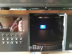 Sony CDP-CX355 ONLY Cd Player 300 Disc Changer Tested Working