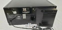 Sony CDP-CX400 400 CD Changer Compact Disc Player Withremote & manual SERVICED