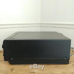 Sony CDP-CX400 400 CD Compact Disc Player Changer Tested Working MegaStorage