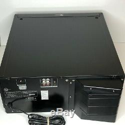 Sony CDP-CX400 Mega Storage 400 CD Changer Compact Disc Player Jukebox SERVICED