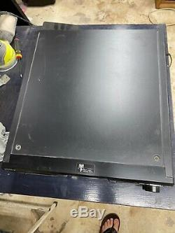 Sony CDP-CX400 Mega Storage Changer Player 400 CD Disk With Remote
