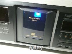 Sony CDP-CX455 400 CD Disc MegaStorage Changer Player