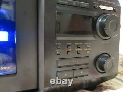 Sony CDP-CX455 400 Disc CD Changer Player perfect working condition