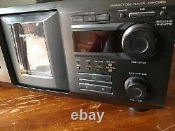 Sony CDP-CX455 Mega Storage 400-Disc CD Changer Carousel Player Jukebox New Belt