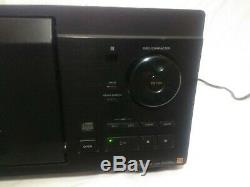 Sony CDP-CX88ES Home Audio 200 CD Mega Storage Compact Disc Changer Player Works