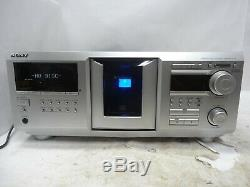 Sony CDP-M400CS 400 Disc Mega Storage CD Changer CD Player Free Shipping